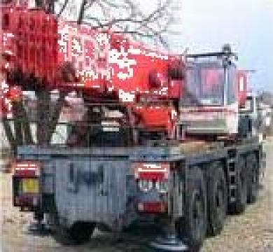 Inchiriere automacara Hydrom 18 tone de la Veronmax