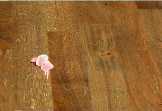 Parchet triplustratificat din lemn de stejar Jupiter Oiled