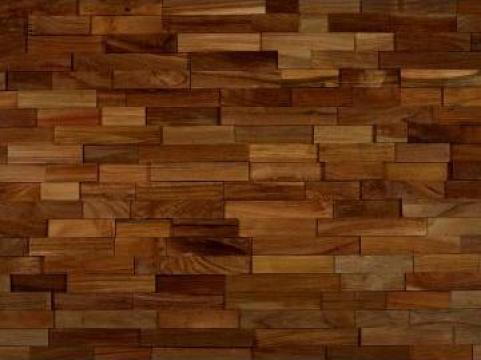Tapet din lemn de teak Glen