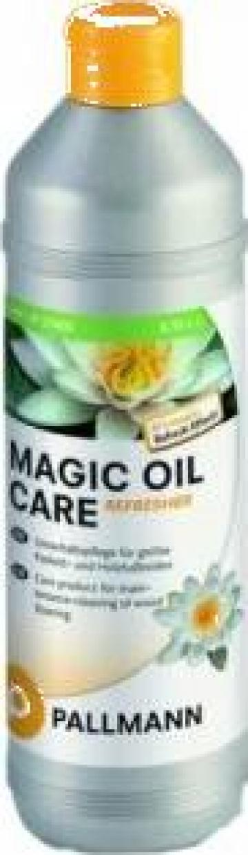 Produs intretinere parchet uleiat Magic Oil Care