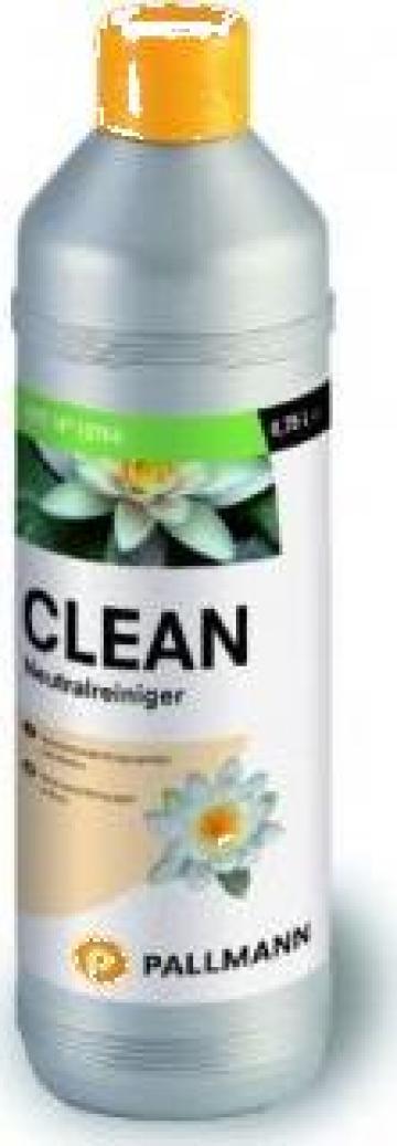 Detergent profesional Pallmann Clean de la Alveco Montaj Srl