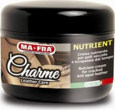 Crema hidratanta tapiterii piele de la Cleaning Group Europe
