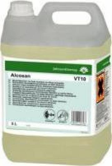 Dezinfectant pentru suprafete Alcosan VT10 de la Best Distribution Srl