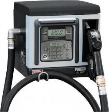 Dispersor electronic motorina/ pompa motorina cu gestiune de la Simba's Group Srl