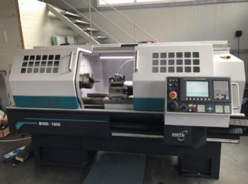 Strung CNC Werener CKE6140x100 de la Kerekes&Co Srl