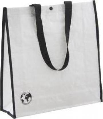 Sacosa / geanta din material reciclat Recycle de la Best Media Style Srl