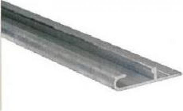 Profil aluminiu simplu pentru sere de la Green Garden Srl