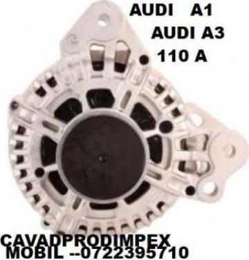 Alternator Audi A1, A3 Original Valeo