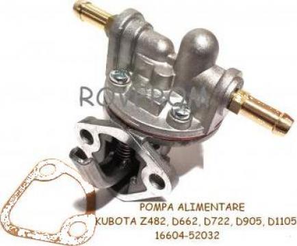 Pompa alimentare Kubota Z482, D662, D722, D905, D1105 de la Roverom Srl