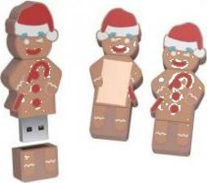Stick USB Cookies, capacitate 2 - 32 GB de la Best Media Style Srl