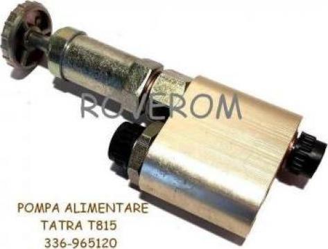 Pompa alimentare Tatra T815, Liaz (pompa amorsare)