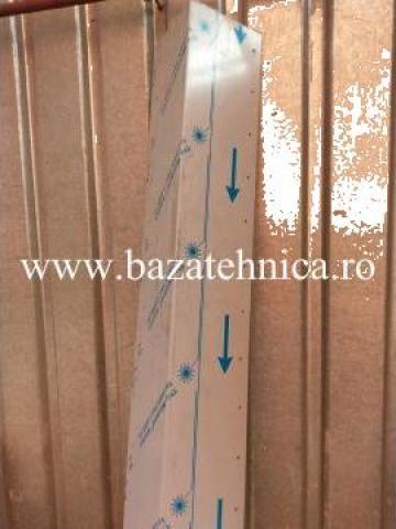Coltar inox 1.5x170x190x2000 mm de la Baza Tehnica Alfa Srl