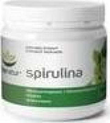 Supliment alimentar spirulina 750 tablete de la Soia Produkt Srl.