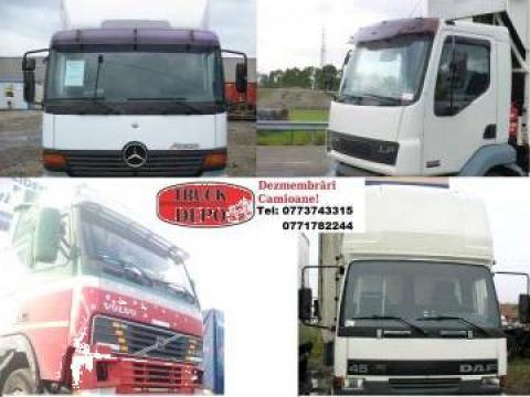 Cabine camioane de la Truckdepo Srl