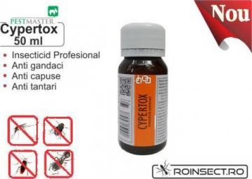 Solutie gandaci, anti purici, anti insecte daunatoare de la Agan Trust Srl