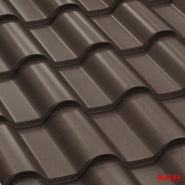 Tigla metalica Bilka Romanic 0.52mm mat de la BDM Roof System
