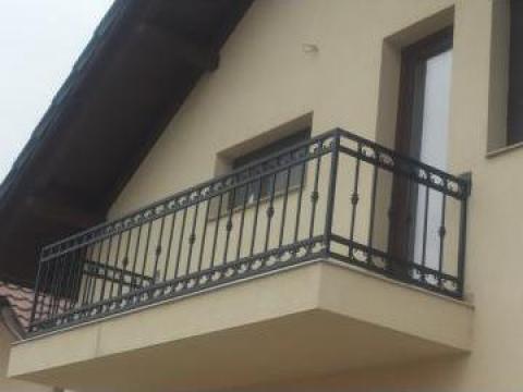 Balustrade balcon de la Rollux Construct