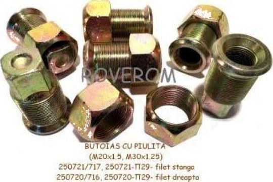 Butoias cu piulita GAZ 53, 63, 3307, ZIL 130, KrAZ de la Roverom Srl