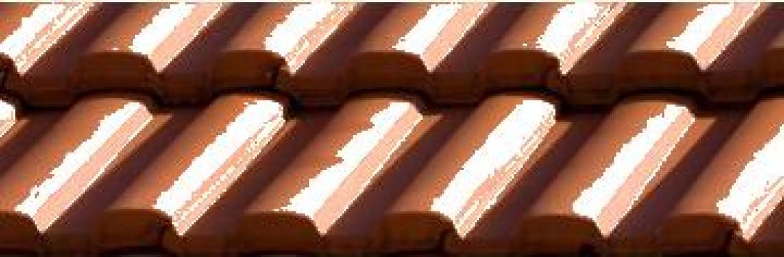 Tigla ceramica Siceram Carpathia 492x295mm de la Astek Concept Construct