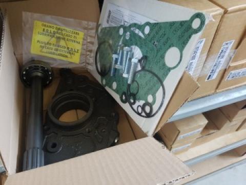 Ax auxiliar pentru cutie de viteze ZF Traxon de la Sisteme Hidraulice Srl