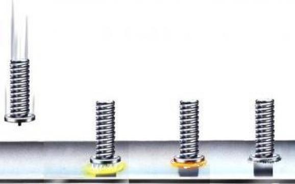Sudura bolturi CD capacitor discharge