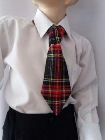 Cravata pentru uniforma scolara de la Costume De Serbare Pompilia Silaescu