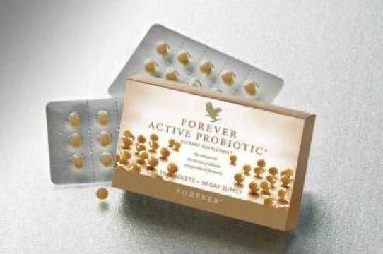 Supliment alimentar Forever Active Probiotic de la Pfa Viorel Sirbu