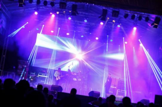 Inchiriere ecrane pentru evenimente de la Topsound