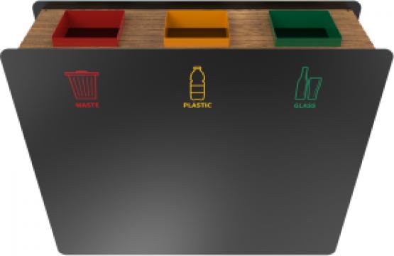 Cosuri reciclare din metal si lemn Tolima PC de la Forward Support Srl