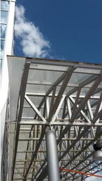 Confectii metalice, structuri metalice Constanta de la Gamaterm Design