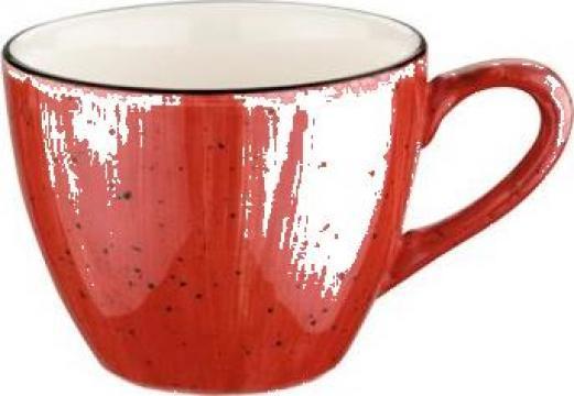 Cana pentru cafea din portelan Bonna colectia Passion 80ml de la Basarom Com