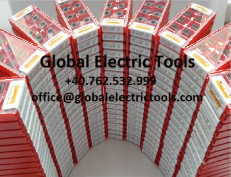 Placute vidia TCMT 110302 de la Global Electric Tools SRL