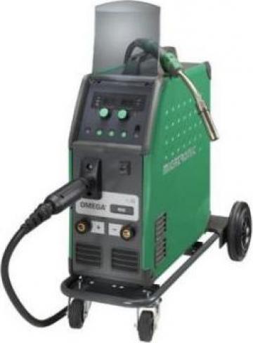 Aparat sudura Migatronic Omega 400C cu accesorii de la Bendis Welding Equipment Srl