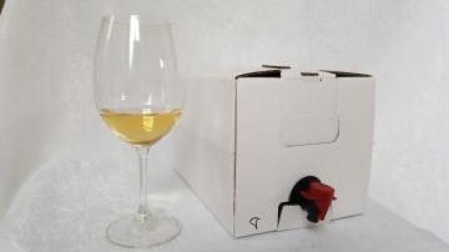 Vin vrac de la Hellburg Wineries Srl