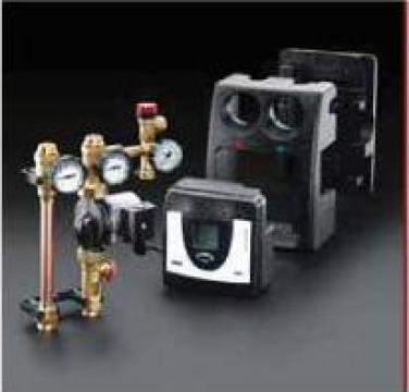 Sistem pompare + microcontroler + izolatie