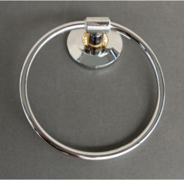 Set accesorii cromate baie 6 piese 9700 de la Basarom Com