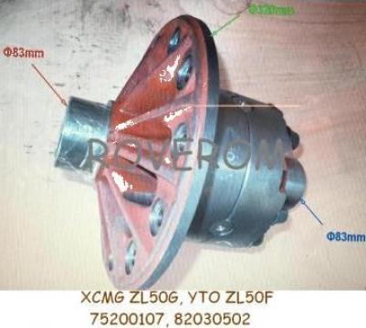Carcasa diferential XCMG ZL50G, YTO ZL50F (Z=41caneluri)