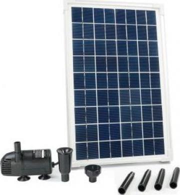 Set cu panou solar si pompa SolarMax 600 Ubbink 1351181
