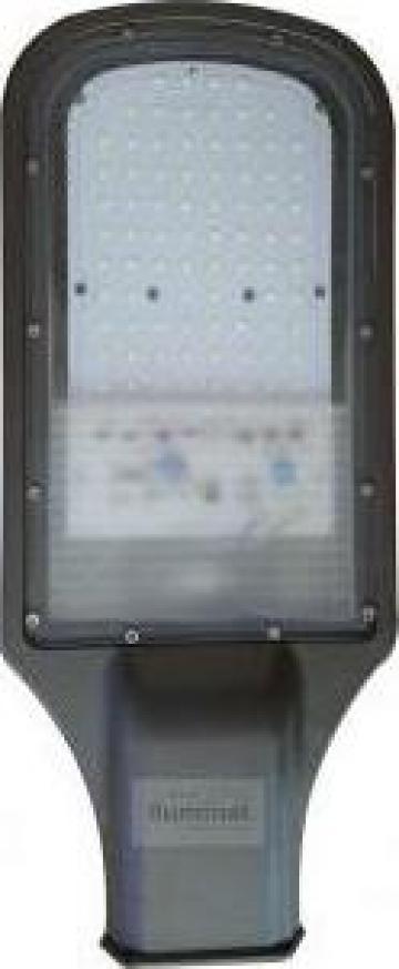 Lampa LED iluminat stradal multiled 50W de la Electrofrane
