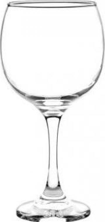 Set 6 pahare sticla pentru vin rosu 620cc Cristar Premier de la Basarom Com