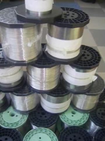 Sarma Resistohm 80 diametru 0,7 mm de la Tehnocom Liv Rezistente Electrice, Etansari Mecanice
