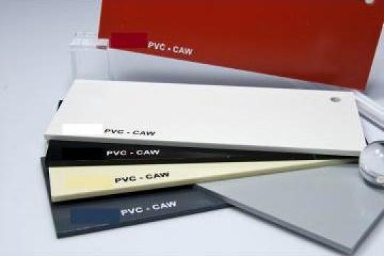 Placa PVC extrudat Compact 3mm de la Geo & Vlad Com Srl