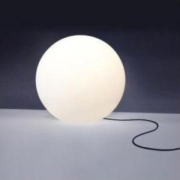 Glob alb cu suport exterior 1801 - 30 cm de la Valter Srl