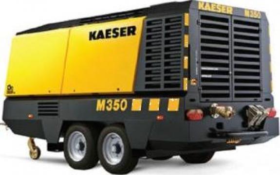 Motocompresor Kaeser M350 de la Imocon Srl