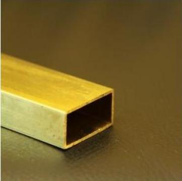Teava alama rectangulara, dreptunghiulara