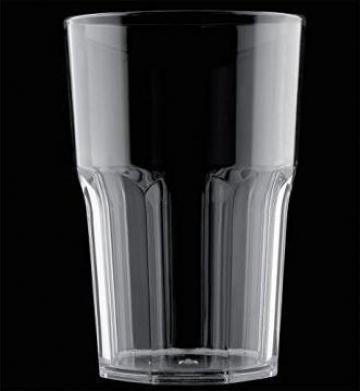 Pahar reutilizabil Granity pentru cocktail 400cc 75 buc/bax de la Cristian Food Industry Srl.