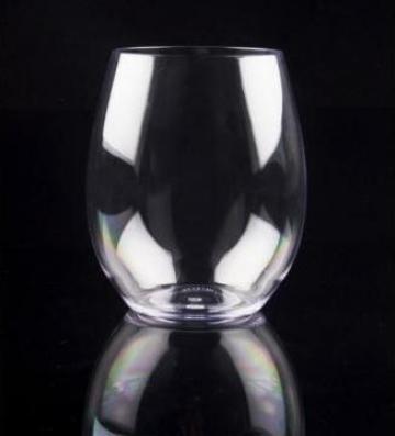 Pahar transparent reutilizabil pentru apa 390cc 6 buc/bax de la Cristian Food Industry Srl.