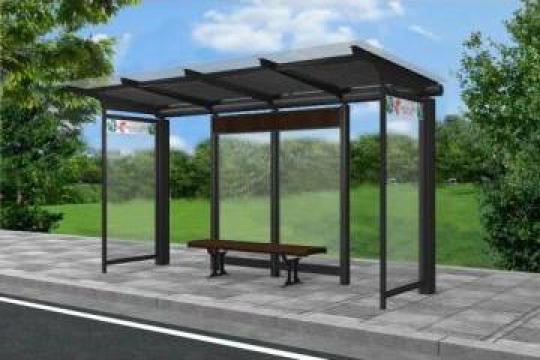 Statie autobuz P48.12 de la Sc City Park Srl