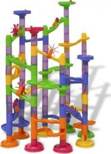Joc pista cu bile pentru copii de la Vidaxl
