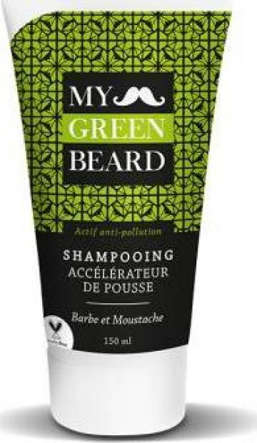 Sampon accelerare crestere barba si mustata Beard Growth
